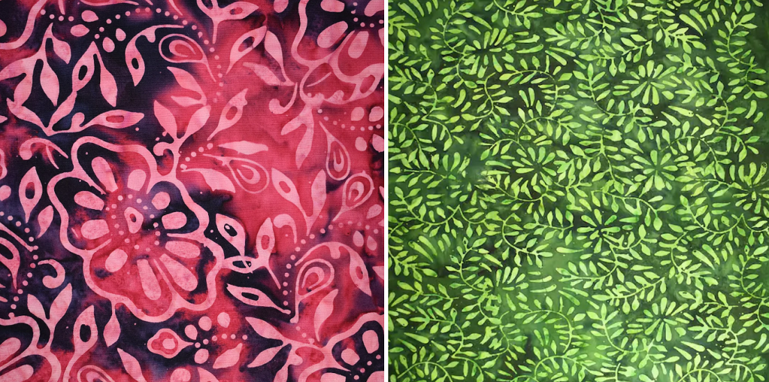 batik fabric at michaels