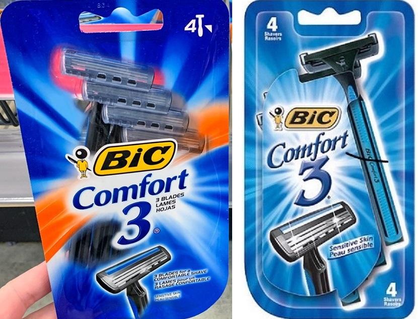 Bic Disposable Razors 4 Count 79¢ at Walgreens (Reg. $5)