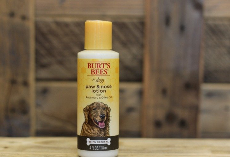 burts bees nose and paw