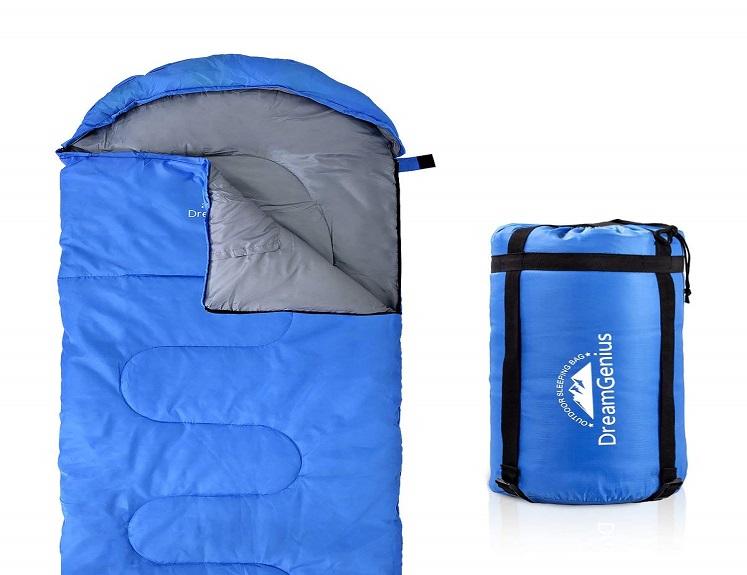 dreamgenius lightweight sleeping bag
