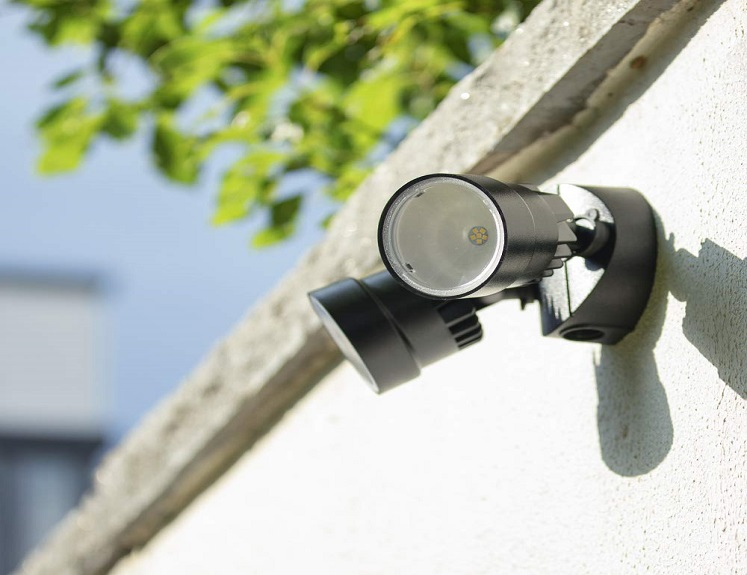 Dual Head Outdoor Floodlight by Lutec $29.74 + Free Shipping!