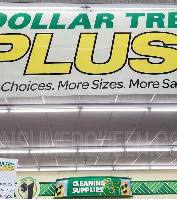 Everything's NO LONGER Just a Dollar – Say it Isn't so Dollar Tree!