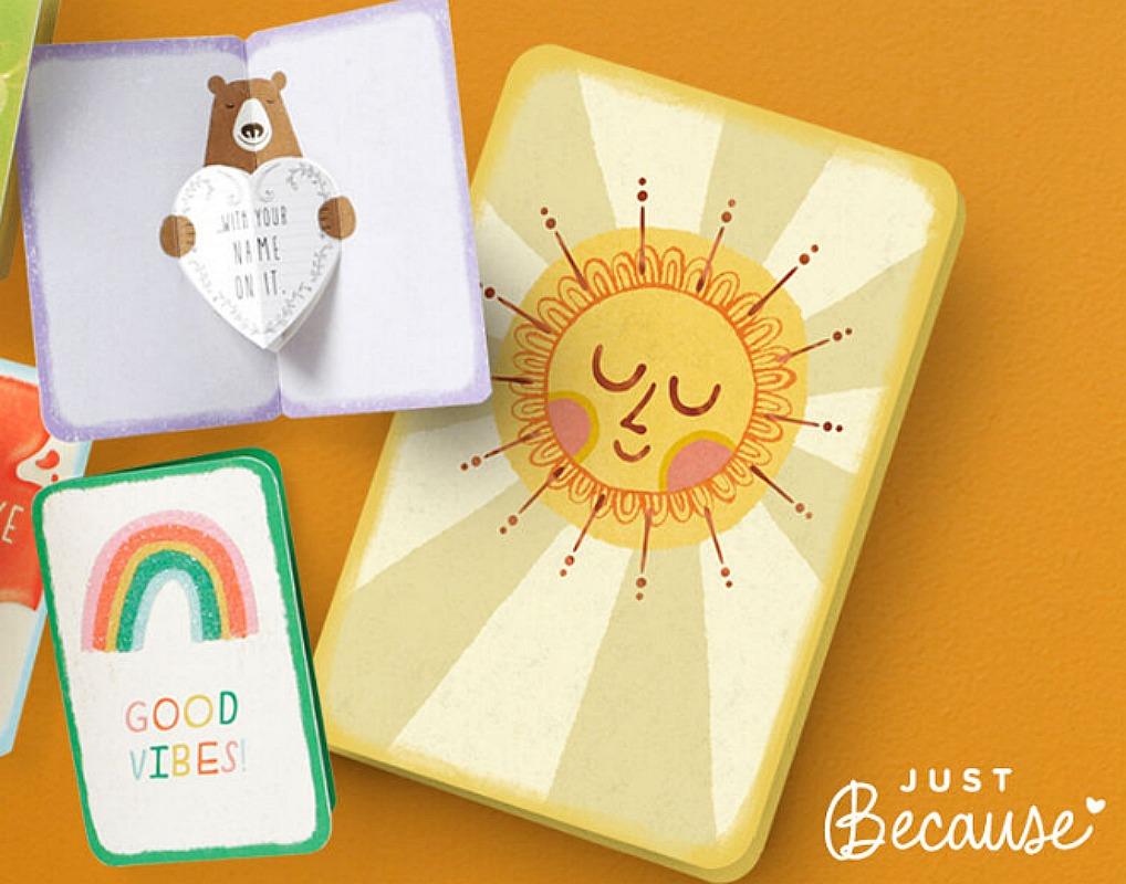Hallmark Crown Rewards: FREE Card Every Friday – It's Back!