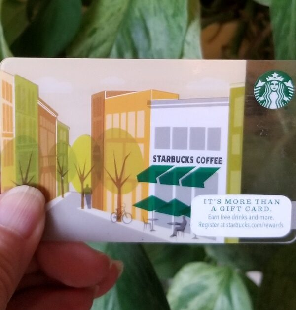 free starbucks eGift card