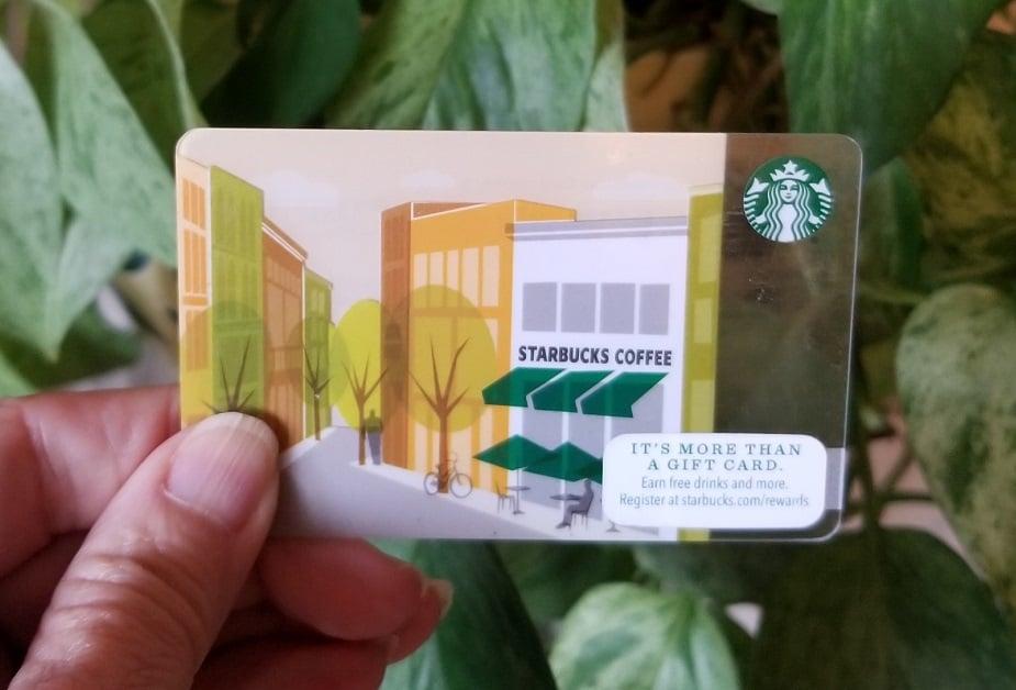 free starbucks eGift card