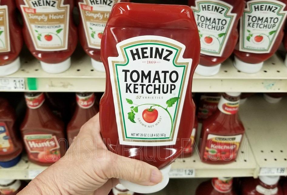 Oscar Mayer Hot Dogs & Heinz Ketchup $1 Each at Homeland