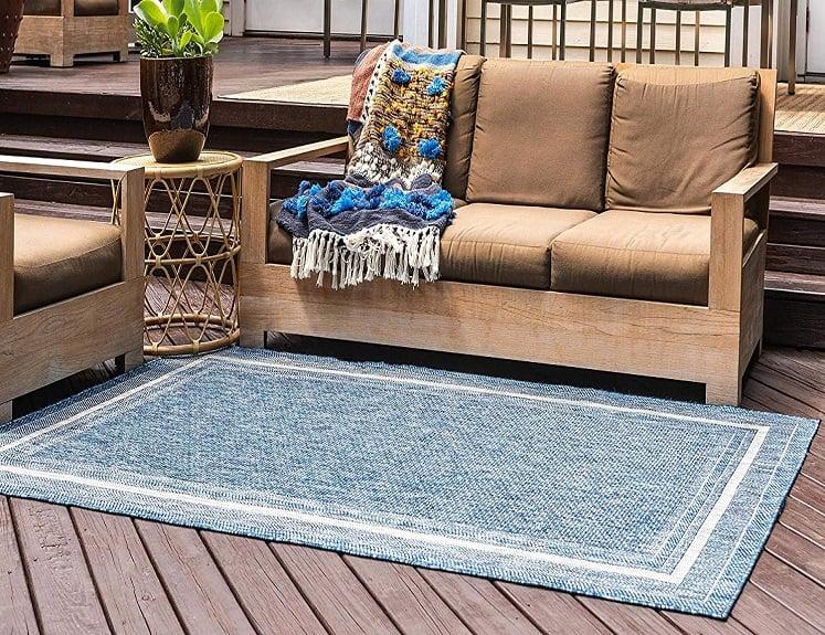 Indoor Outdoor Area Rug 5 X8 Just 63 99 Reg 79 99
