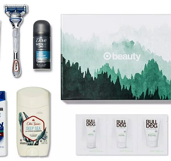 june beauty boxes from target
