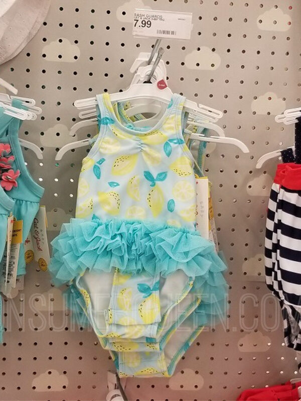 kids swimwear at Target