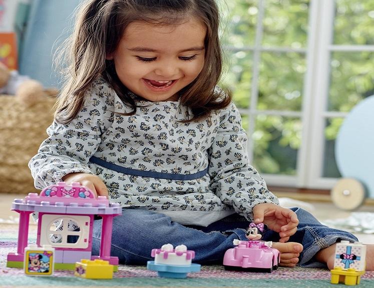 LEGO Duplo Set – Minnie's Birthday Party – $15.99 on Amazon!