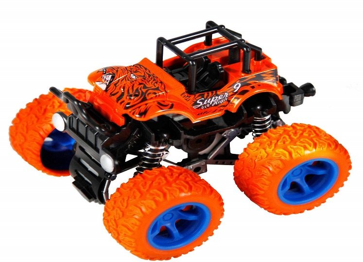 Monster Truck for Kids Marked to Just $5.99 on Amazon!