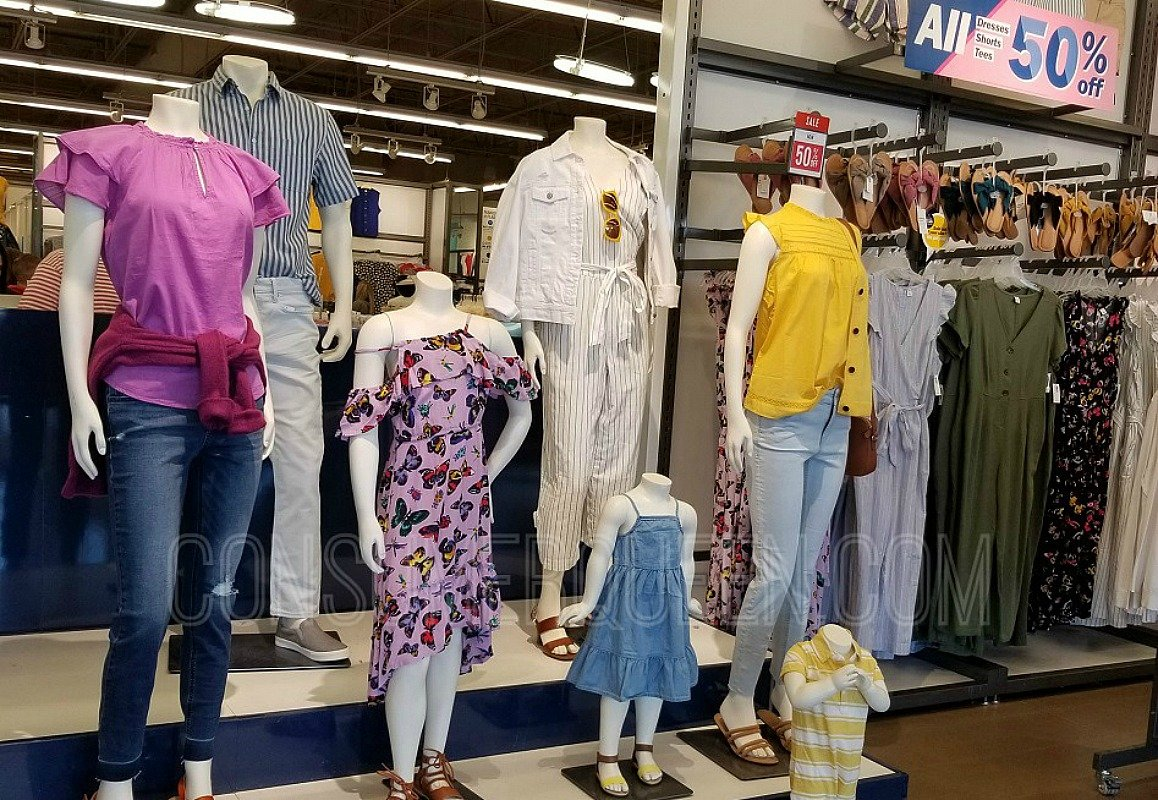 old navy clearance deals