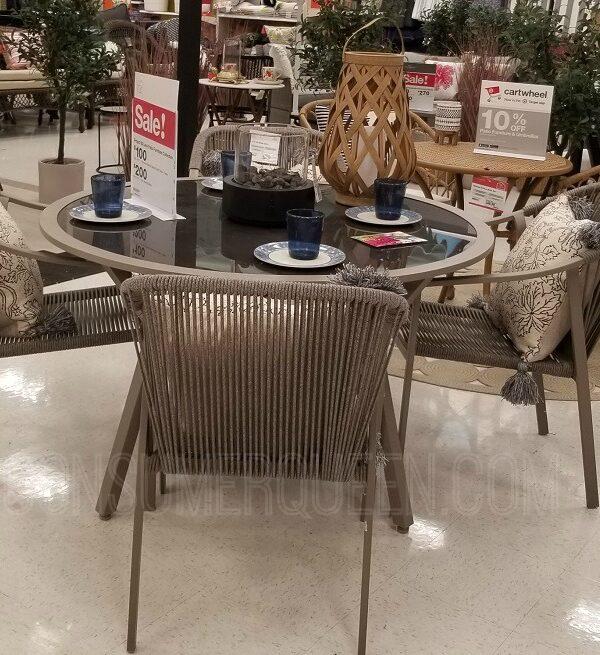 outdoor furniture at target