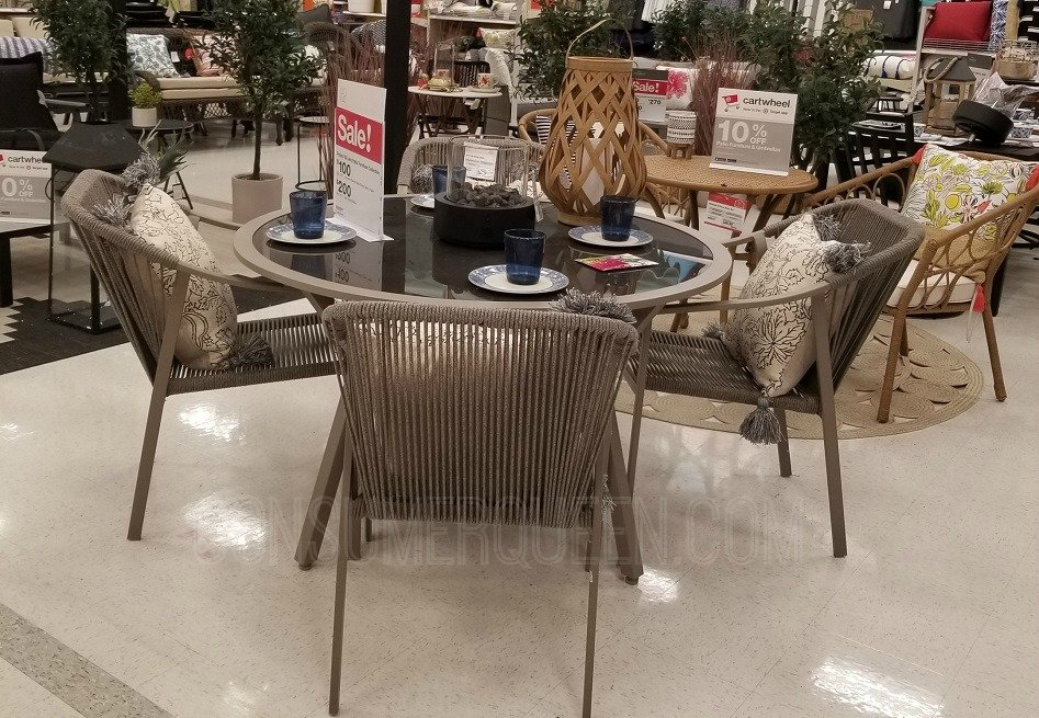 outdoor furniture at target