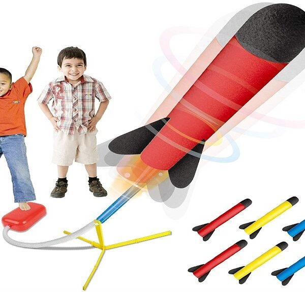 play22 toy rocket launcher