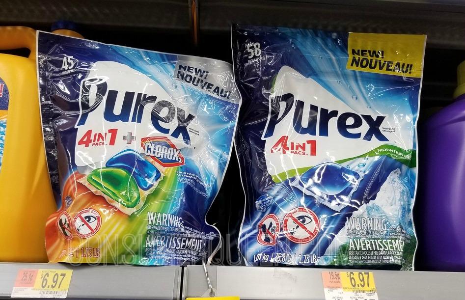 purex single packs