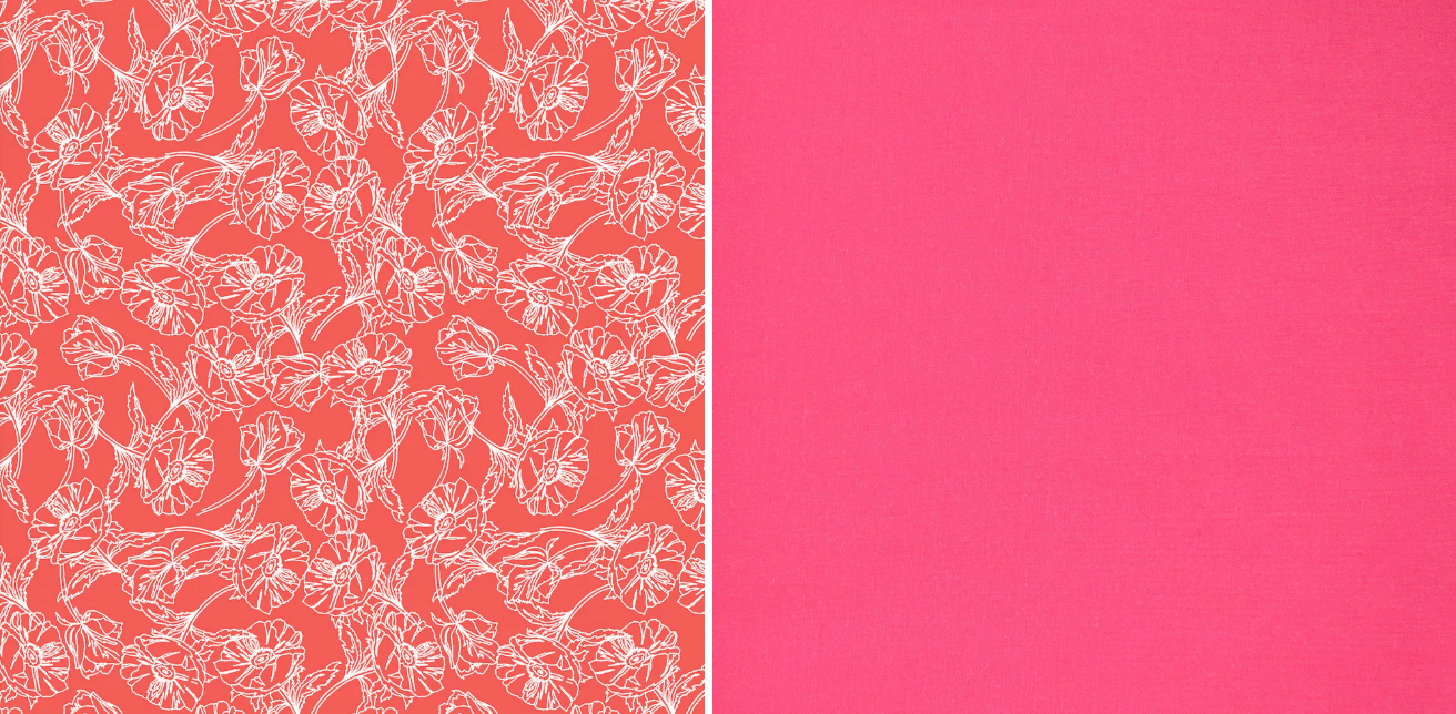 quilters basic print fabric