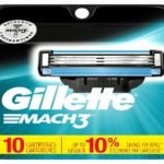 Select Men's Gillette Products