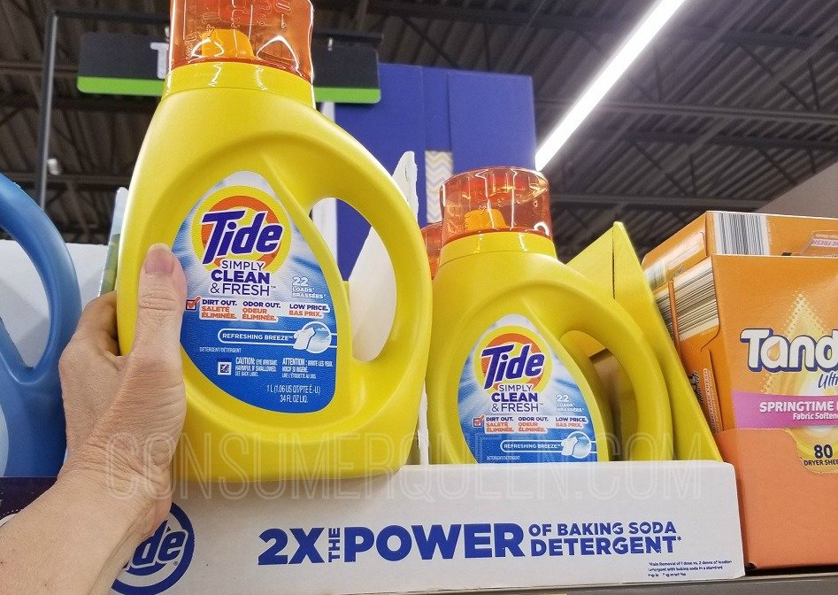 tide simply