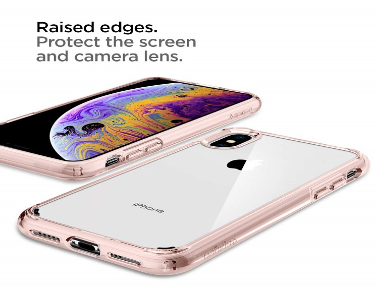 Ultra Hybrid Phone Case for iPhone Xs Max $12.99 on Amazon!