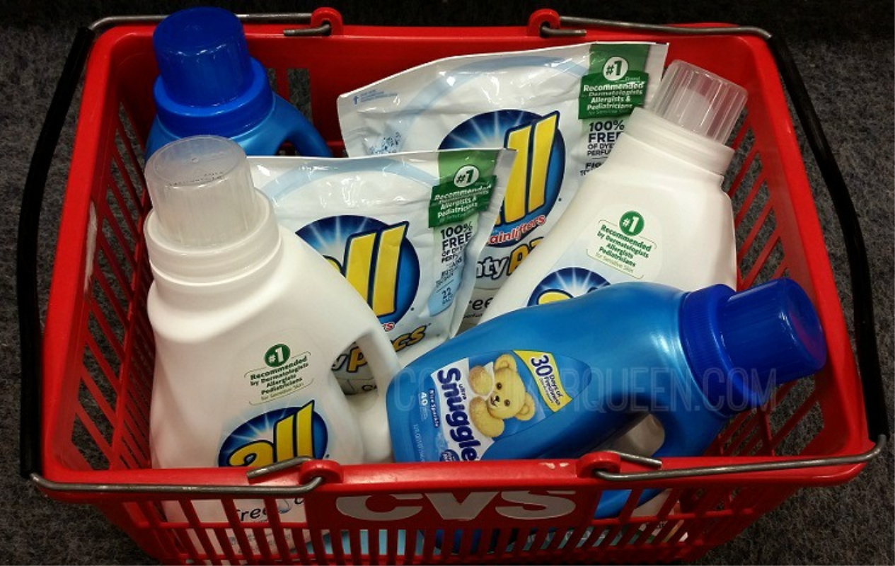 Snuggle Fabric Softener & All Detergent