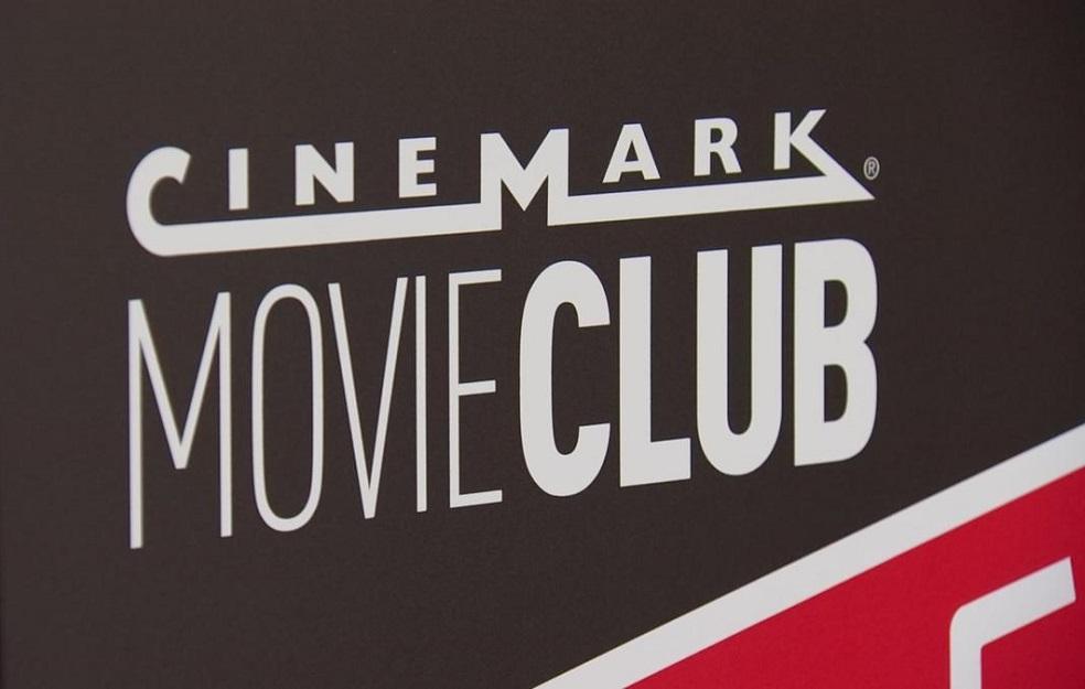 cinemark movie club