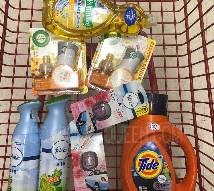 Febreze Room Spray, Tide & More Only $1.09 Each at Family Dollar