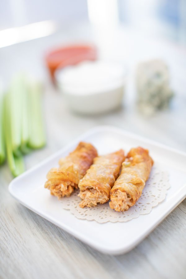 Low Carb Buffalo Chicken Cracklins Vertical
