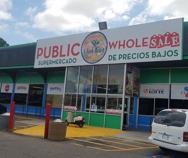 Public Wholesale Grocery