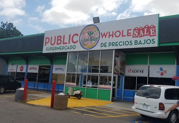 Public Wholesale Grocery