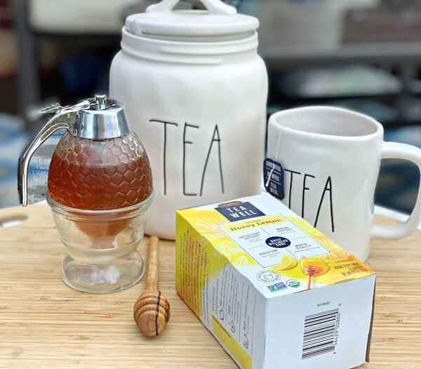 TeaWell Display