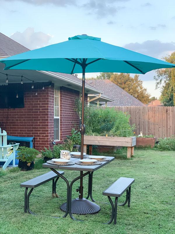 Umbrella Finished