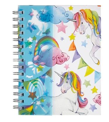Unicorn Poly Notebook
