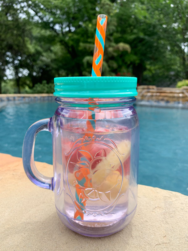 PineBerry Refresher Infused Water