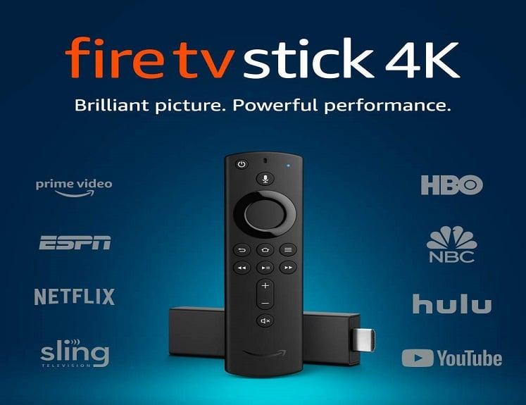 Amazon Prime Fire Tv Stick