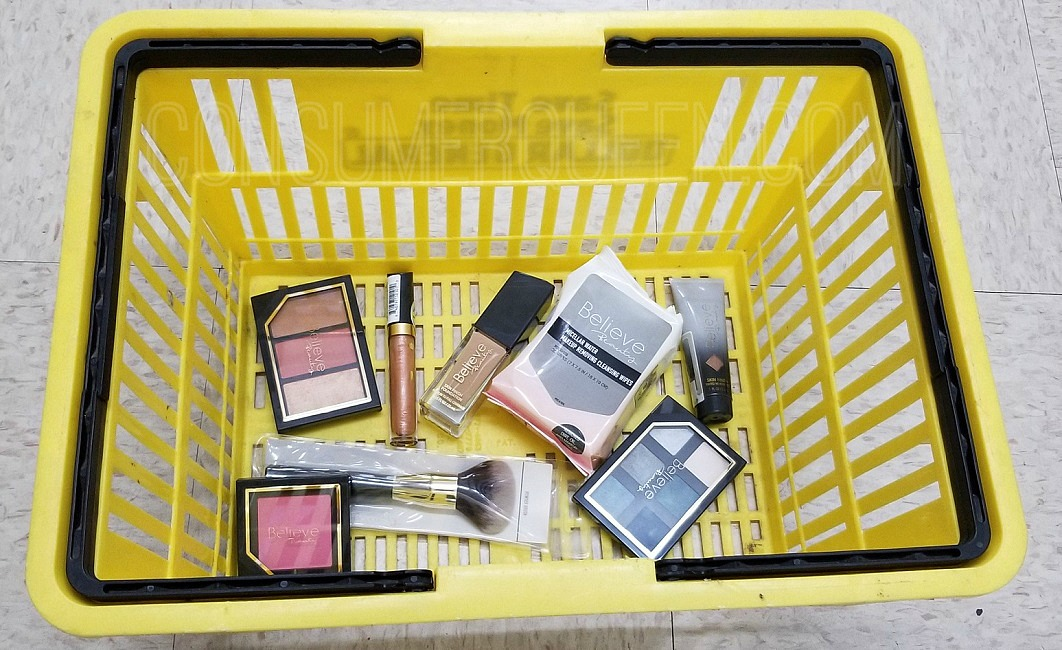 New Believe Beauty Cosmetics Line at Dollar General ($5 or Less)