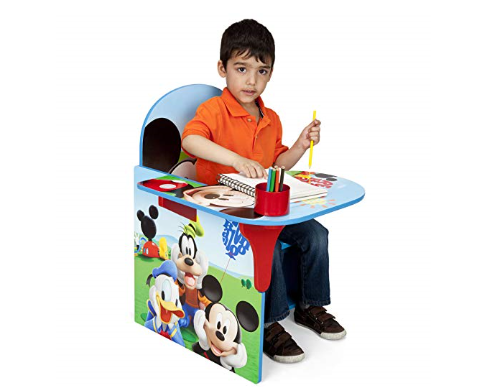 Delta Children Chair Desk Featuring Mickey Mouse $29.74 + Free Shipping!