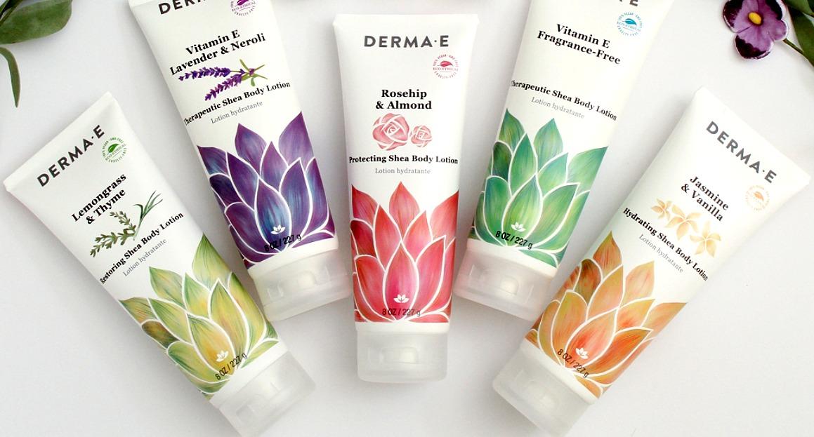 free sample derma e