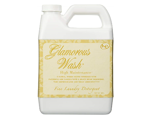 Glamour Wash Laundry Detergent by Tyler $25.85 on Amazon!