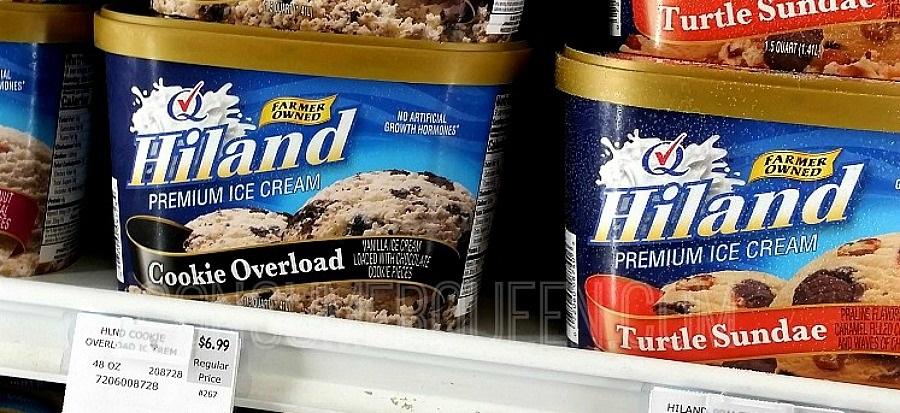 hiland premium ice cream