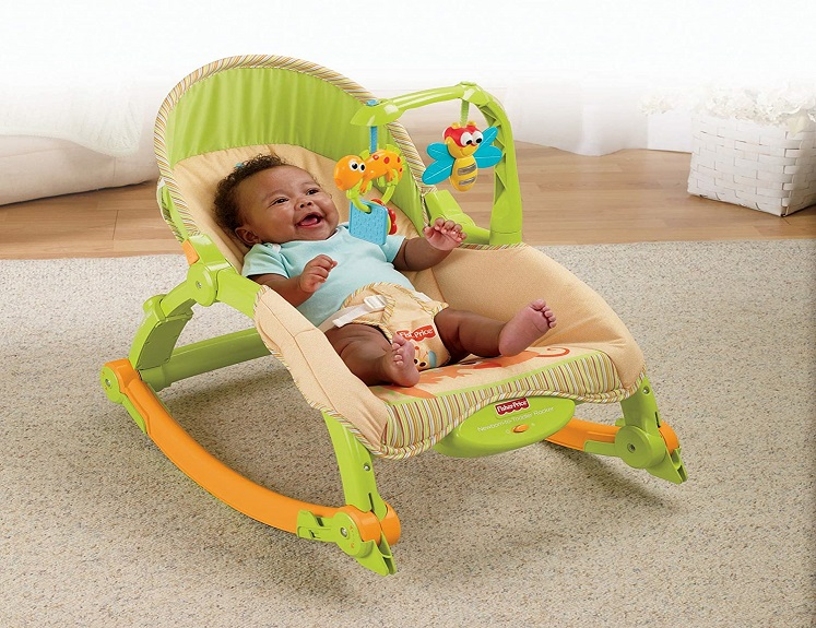Infant to Toddler Rocker by Fisher-Price $44.69(reg. $79.99) + Free Shipping!