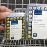 Insignia Batteries 48 Count