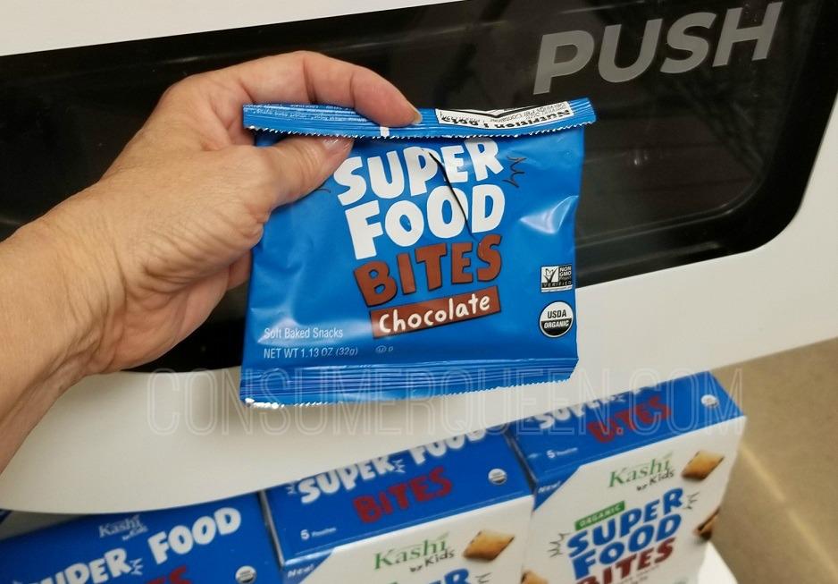 kashi super food bites