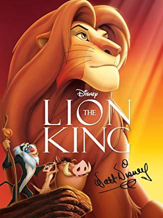 Amazon: Lion King Original Movie Digital Download $8.99 (Reg. $19.99)!