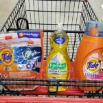 palmolive 20 ounce and Tide at family dollar