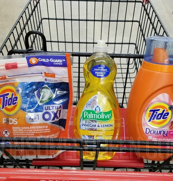 Palmolive 20 Ounce $1, Tide $1.95 + Back to School at Family Dollar