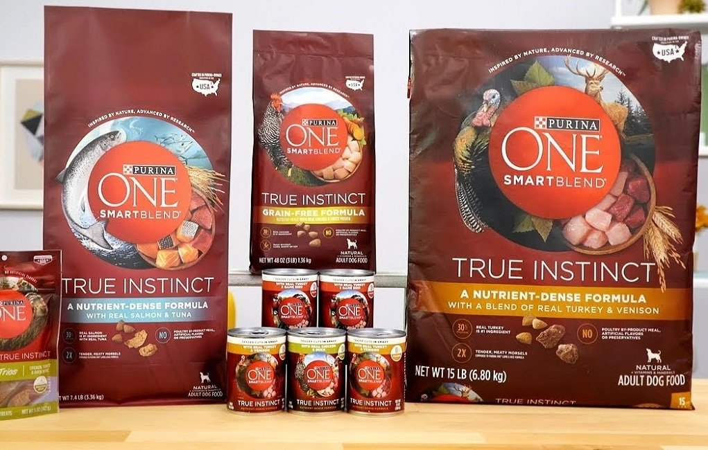 FREE Purina ONE Dog or Cat Food ( Desktop PC Only)