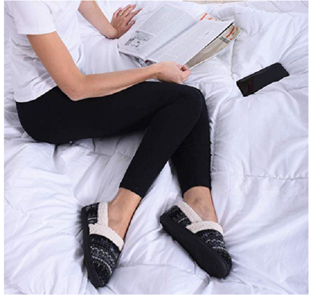RockDove Memory Foam Slippers 20% Off Today on Amazon!