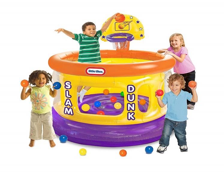 Slam Dunk Ball Pit by Little Tykes $29.98(reg. $69.99) + Free Shipping!