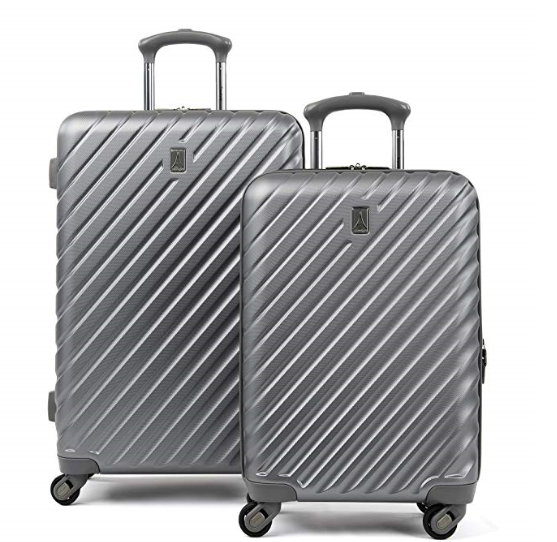 Travelpro 2 Piece Luggage Sets 68% Off Today + Free Shipping!